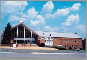 Groveton Baptist Church