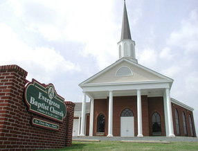 Evergreen Baptist Church in Appomattox,VA 24522