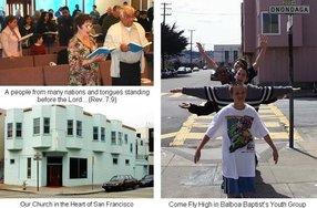 Balboa Baptist Church