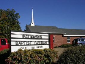 Malmaison Baptist Church in N Carrollton,MS 38947