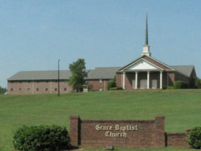 Grace Baptist Church in Eastanollee,GA 30538