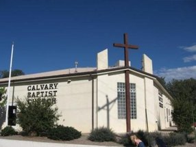 Calvary Baptist Church in Las Vegas,NM 87701