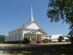 New Rocky Creek Baptist Church in Mansfield,GA 30055