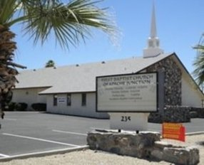 First Baptist Church of Apache Junction in Apache Junction,AZ 85120