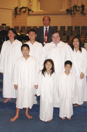 Thai International Church of DFW