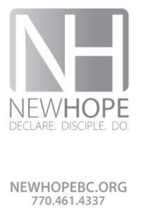New Hope Baptist Church in Fayetteville,GA 30214