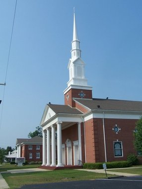 First Baptist Church of Atmore in Atmore,AL 36502