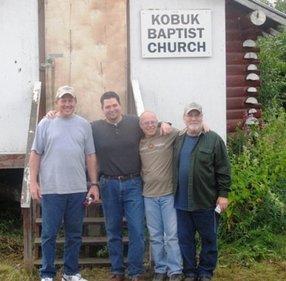 First Baptist Church - Stephens