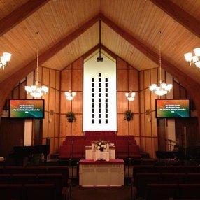 Oakridge Baptist Church