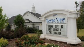 Towne View Baptist Church in Kennesaw,GA 30144
