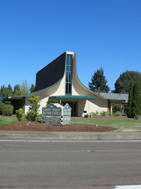 Grant Avenue Baptist Church in Corvallis,OR 97330