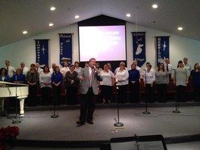 Parkers Creek Baptist Church