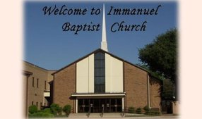 Immanuel Baptist Church in Temple,TX 76504