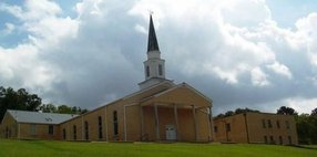 Cordova First Baptist Church in Cordova,AL 35550