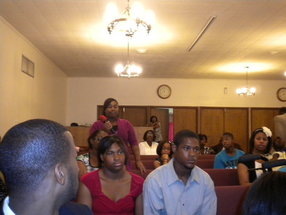 Maranatha Seventh-day Adventist Church (Alexandria)