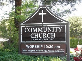 Community Church of Sebastopol, United Church of Christ
