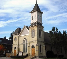 Union Grove Congregational United Church of Christ in Union Grove,WI 53182
