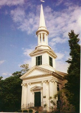 First Church of Christ in Sandwich,MA 1395