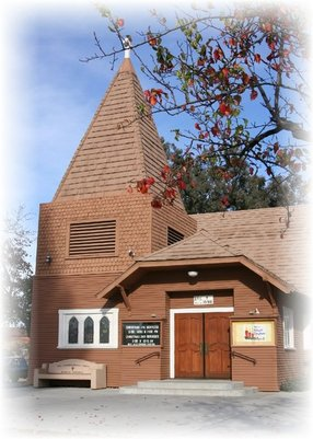 First Congregational United Church of Christ in Ramona,CA 92065
