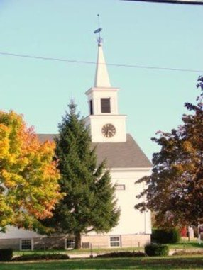 First Congregational United Church of Christ in Pelham,NH 1598