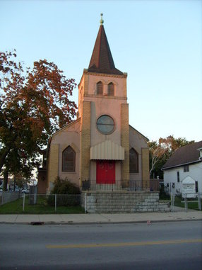 First United Church of Christ in Buffalo,NY 14206