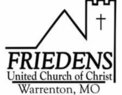 Friedens United Church of Christ in Warrenton,MO 63383