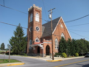 Friedens United Church of Christ in Oley,PA 19547