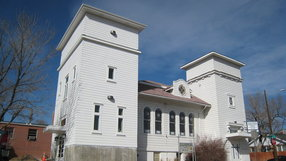 Mayflower Congregational Church in Englewood,CO 80110