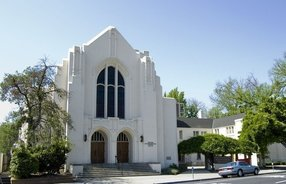 Pioneer Congregational United Church of Christ in Sacramento,CA 95816