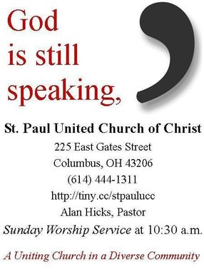 Saint Paul United Church of Christ in Columbus,OH 43206