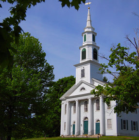 The Church of Christ Congregational in Granby,MA 01033