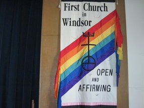 The First Church in Windsor
