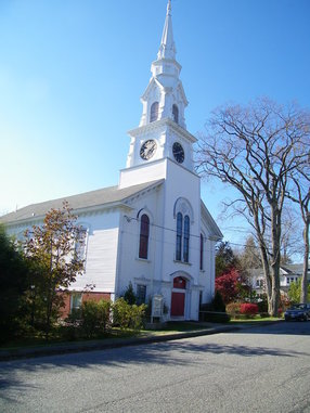 Trinitarian Congregational Parish of Castine in Castine,ME 04421