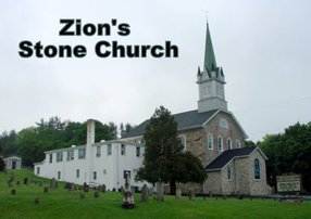 Zion's Stone Church of West Penn Township in New Ringgold,PA 17960