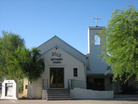 Spirit of Joy United Methodist Church in Coolidge,AZ 85128