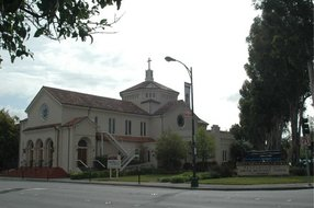 Burlingame United Methodist Church in Burlingame,CA 94010