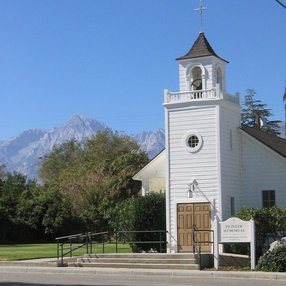 Pioneer Memorial United Methodist Church in Independence,CA 93526