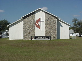 Shady Hills United Methodist Church in Shady Hills,FL 34610