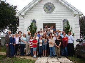 Orange Creek/Campville United Methodist Church