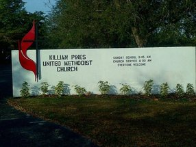 Killian Pines United Methodist Church in Miami,FL 33176