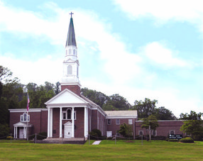 Calhoun First United Methodist Church in Calhoun,GA 30701