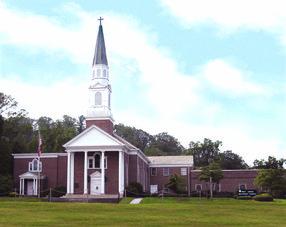 Calhoun First United Methodist Church