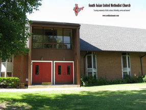 South Asian United Methodist Church in Winfield,IL 60190