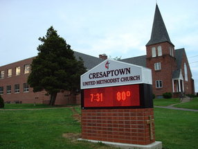 Cresaptown United Methodist Church in Cresaptown,MD 21502