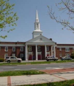 Marvin Memorial United Methodist Church in Silver Spring,MD 20901