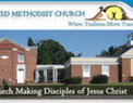 Mt Zion United Methodist Church in Lothian,MD 20711