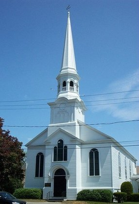 Christ Church in Kennebunk,ME 04043