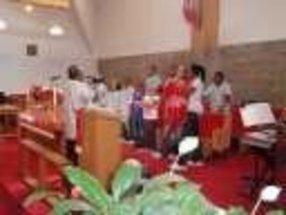 St James United Methodist Church