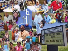 Saint Clair Shores Good Shepherd United Methodist Church in Saint Clair Shores,MI 48082