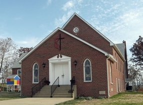 Herculaneum United Methodist Church in Herculaneum,MO 63048